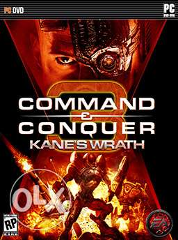 COMMAND AND conquer 3 kane wrath PC