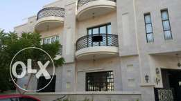 Specious villa 8 bhk in ozeiba near the beach side for rent