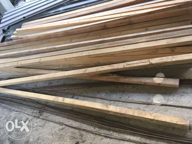 3/3 wooden peaces for sale ! صلالة -  3