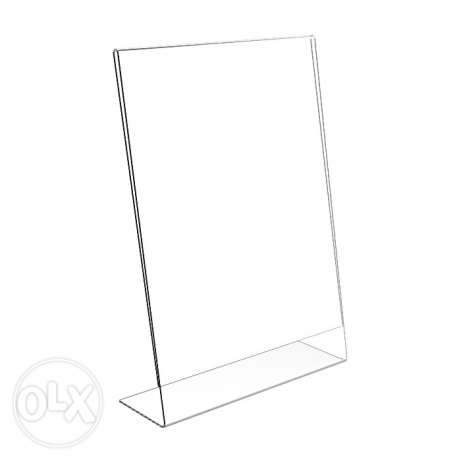 Table top A4 Transparent Display panels for commercial use