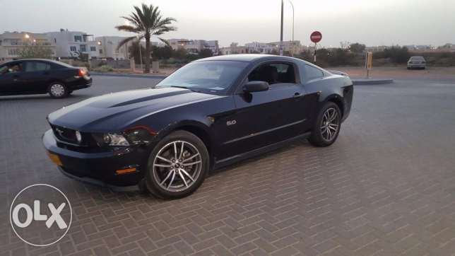 Beautiful Beast for SALE 2012 Ford Mustang V6 مسقط -  1