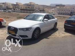 Luxury Audi car for sale model two thousands thirteen A Six