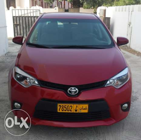 Corolla 2015 full automatic 1.8CC made in japan