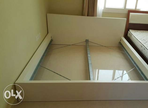 IKEA twin bed size 180x200cm