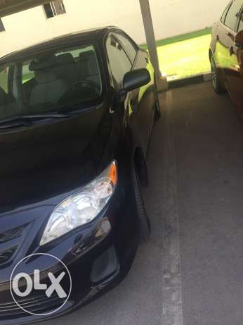 Corolla Model 2011 in excellent conditions