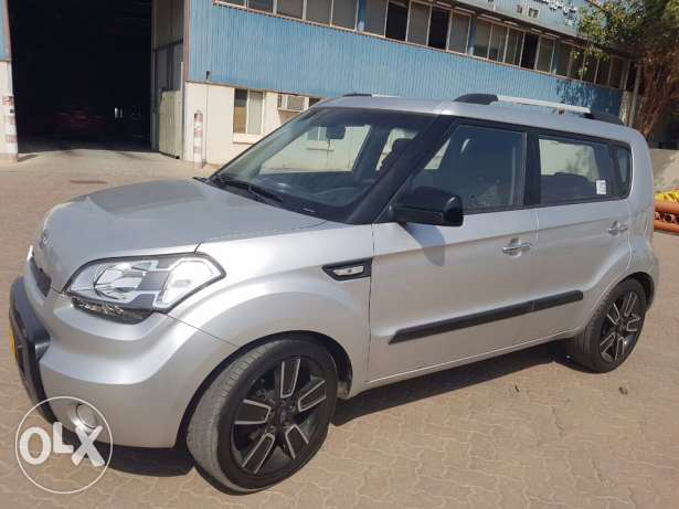 Expat Driven 2011 Model Kia Soul in Mint Condition