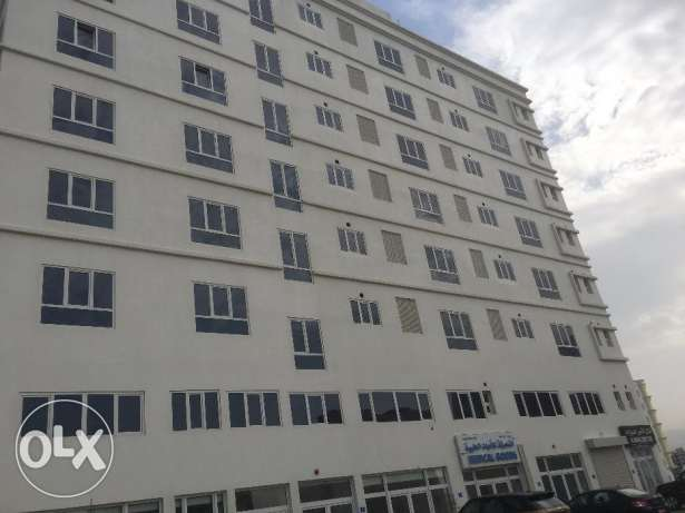 shop for rent in a building near al amin mosque. بوشر -  1