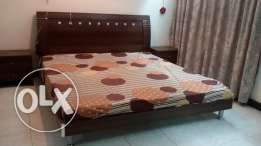 King Size Bed Available