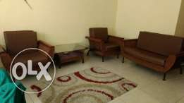 Sofa set. Call Monday to thursday 6-9pm friday /Saturday 11pm to 4pm
