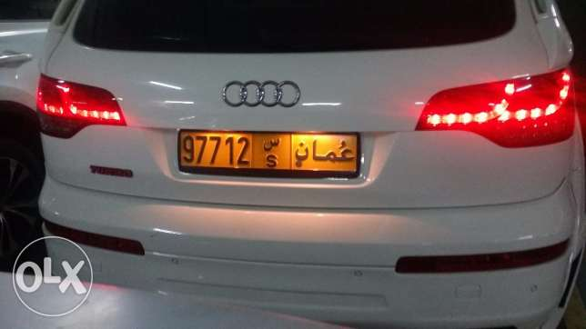 Fully Modified 2008 Audi Q7 For Sale مسقط -  3