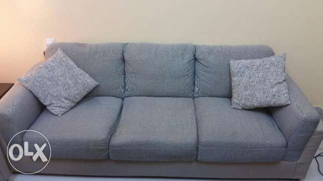 كنب لستة اشخاص Sofa set (Great offer!!) السيب -  2