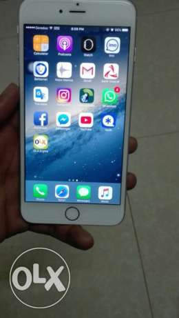 iphone 6plus 16 gb مسقط -  5