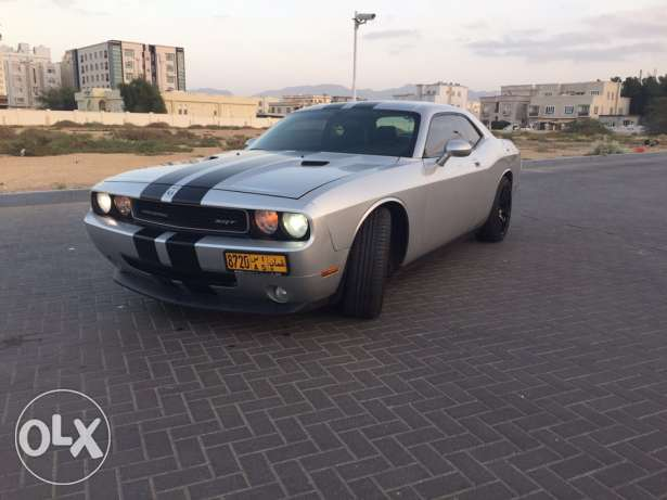 challenger 2010 SRT8 GCC perfect condition مسقط -  1