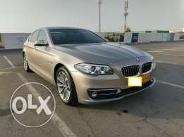 2016 BMW 528i Luxury Line Brand New Condition