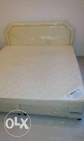New double bed king size