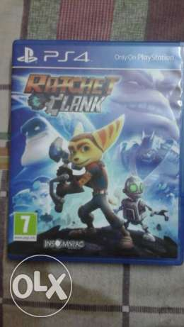 Ratchet and Clank ps4 game for sell