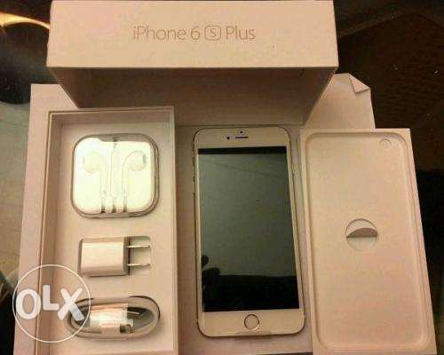 Apple iPhone 6s in box.