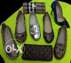 Woman's shoes & accessories