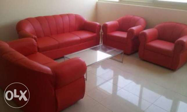 Brand new 7 seater sofa set مسقط -  2