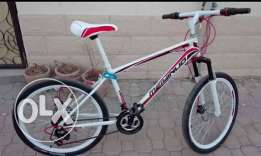 Geared Cycle In Good Condition For Sale