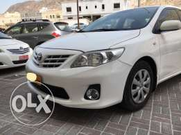 2013 Toyota Corolla 1.8 fully automatic