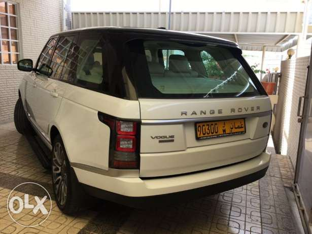 Range Rover Vogue Supercharger