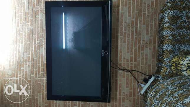Samsung tv 42 inche for sale مسقط -  2