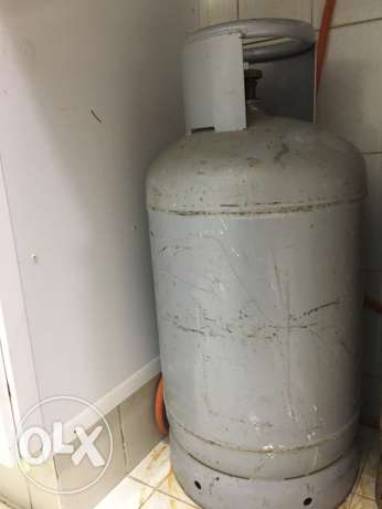 Gas cylinder with gas for sale