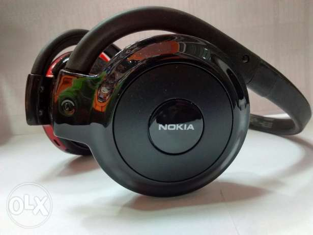 Nokia Bluetooth stereo Headset(BH-503) السيب -  5