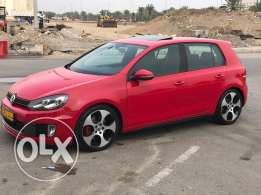 Golf GTI for sale 2011 gcc for 5350 Omani Rials