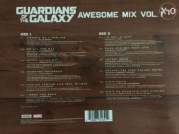Vinyl Record - Guardians of the Galaxy Soundtrack