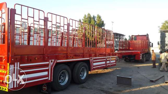 new extendable trailers for sale with warranty of chassis and axle