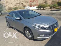 Hyundai Sonata 2.4L top model 2015 available for sale