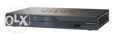 Cisco 887 Integrated Services Router ADSl2/2+ over POTS