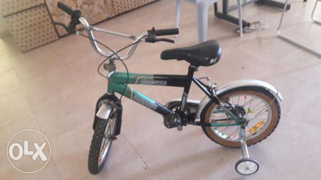 Kids Bycycle بوشر -  2