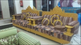 Sofa 3pcs with 1table