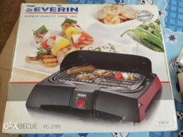 New Electrical Gernam barbecue grill