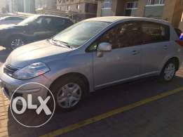 Nissan Tiida 2013 in perfect condition