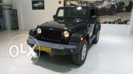 Jeep Wrangler sports automotic