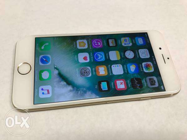 iPhone 6 64GB lady used