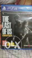 شريط the last of us للبلايستشن 4
