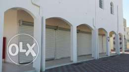 Shops for rent