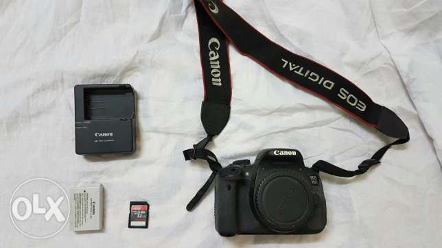 Canon 700d accessories مسقط -  6