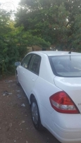 Nissan tiida 1.8 one year mulqiya very good condition