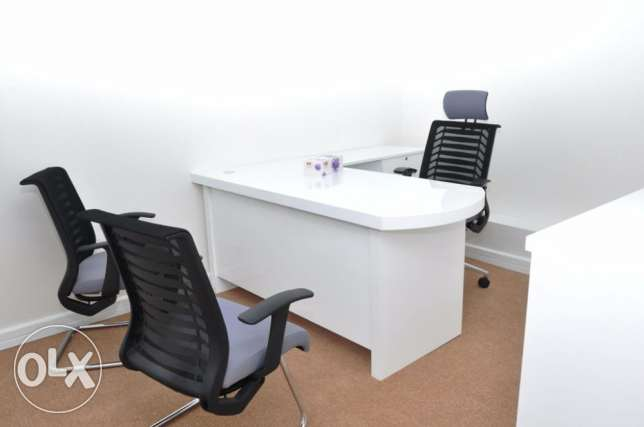 Fully Furnished Office for Sale /Rent in Prime location مسقط -  4