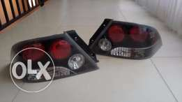 American Mitsubishi Lancer 9 tail light EVOLUTION style