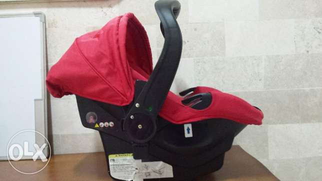 Mothercare baby car seat stage 1 from birth