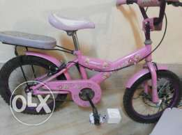 Kids cycle very good condition