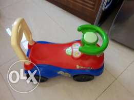 Baby bed + baby car