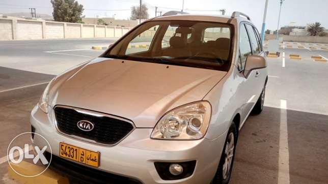 Kia Carens 2013 In Excellent Condition For Sale